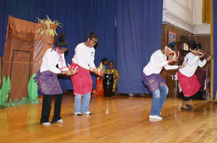 Williams students perform